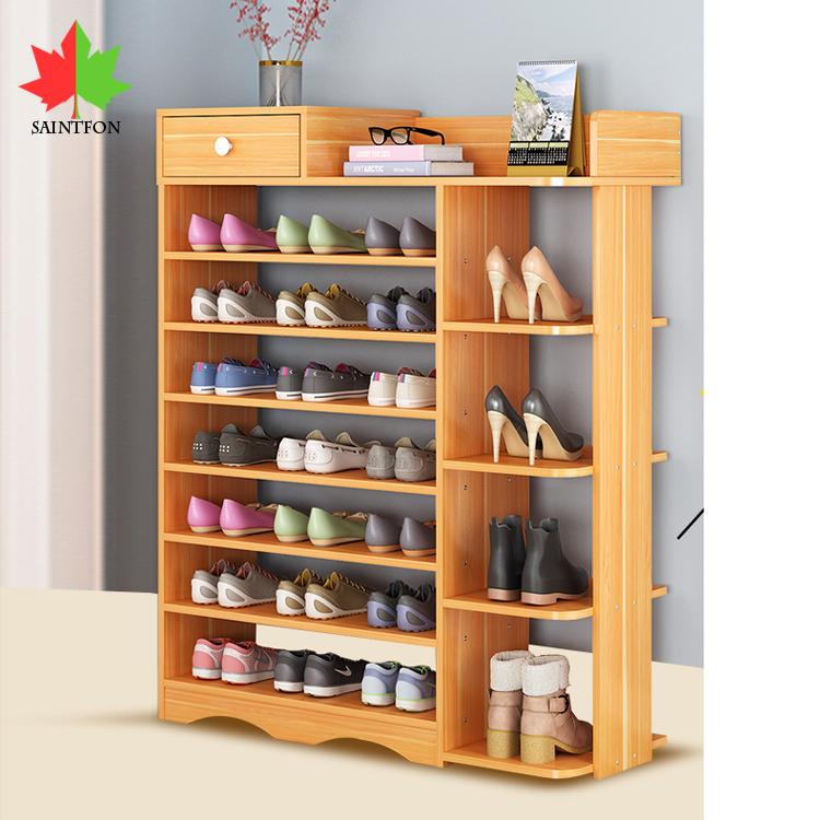 zvmfd etagere pour chaussures armoire de rangement meubles en bois entree au sol buy armoire a chaussures en bois product on alibaba com