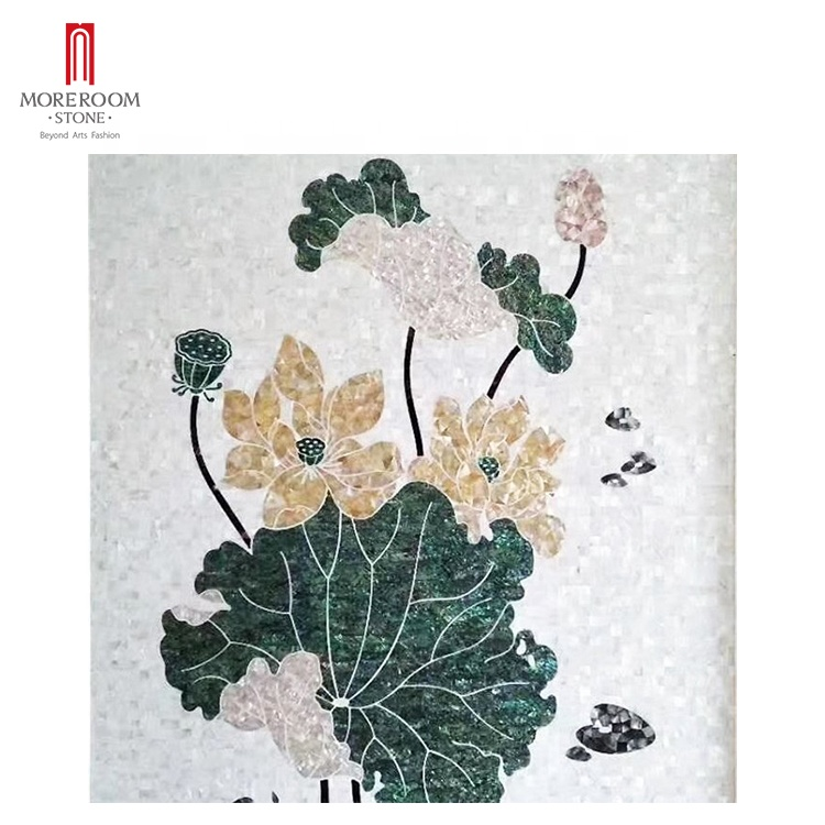 modern art white mosaic tile patterns artwork bathroom decor buy mosaic art pieces white mosaic tile modern art mosaic tile product on alibaba com