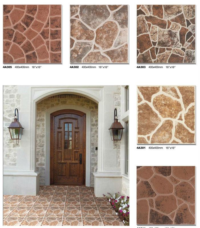 villa garden tiles anti slip ceramic floor tiles 400x400mm 16x16 ceramic floor tiles buy ceramic floor tiles glazed ceramic rusitc tiles product on