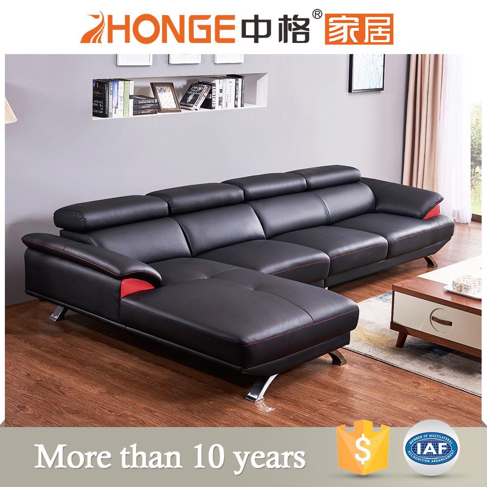 newest black color set designs living room furniture modern l shaped sofa buy black furniture sofa black leather furniture sofa sofa set designs