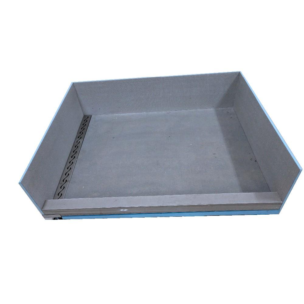 single curb ready to tile polystyrene foam shower tray shower pan deep shower base buy deep shower base deep shower base fiberglass shower base