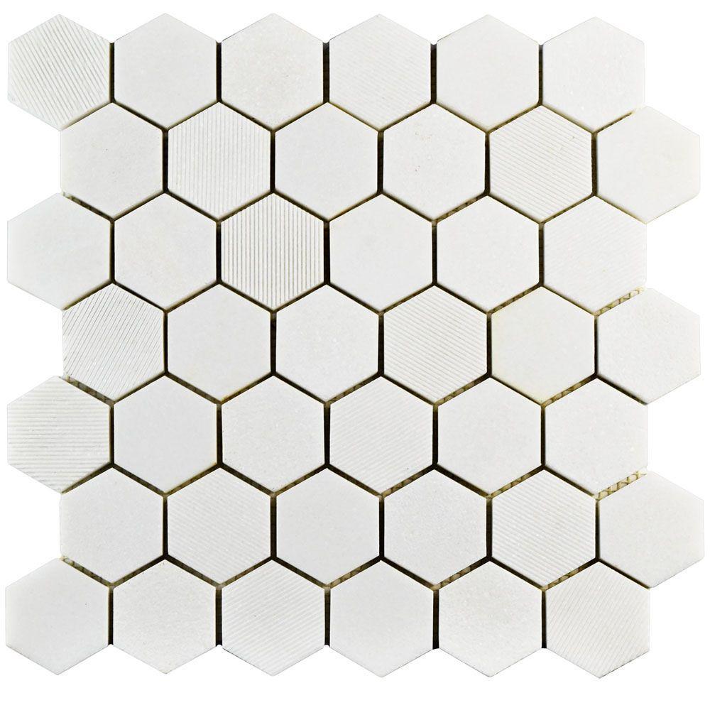 2 inch thassos white marble hexagon kitchen backsplash mosaic tiles buy thassos white backsplash tile thassos white hexagon backsplash tile