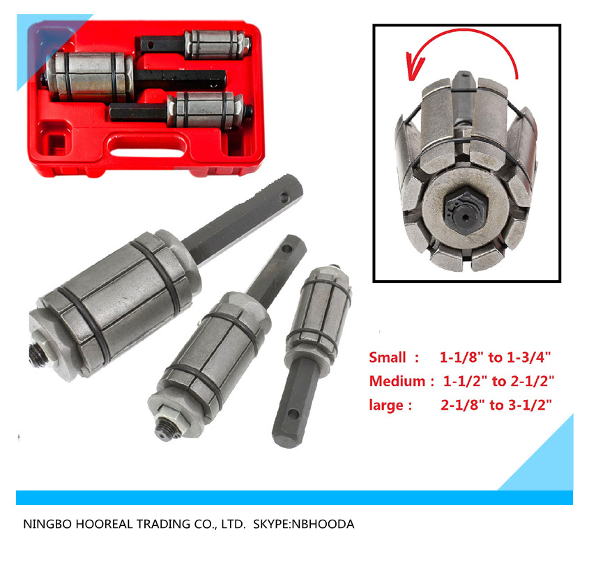 tail pipe expander 3pc set exhaust muffler spreader tool buy muffler tail exhaust expander hand tool product on alibaba com