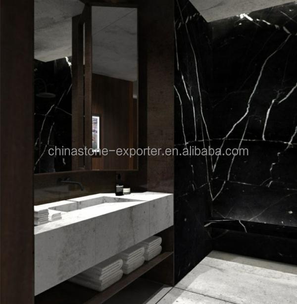 carrelage en marbre noir pour mur de salle de bains marbre noir avec veines blanches joli prix buy marbre nero marquina bon prix marbre nero