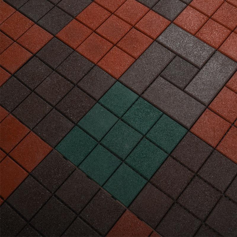 2 8cm thickness interlocking rubber tile outdoor patio flooring floor rubber mat buy rubber tiles outdoor patio interlocking rubber tile