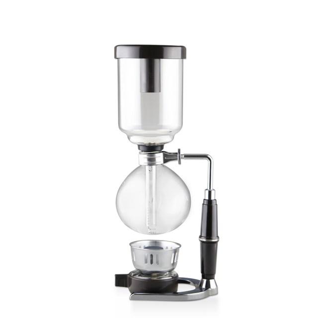Herdplatte Kaffeebrüh Kanne Neue 5 Tasse Siphon Siphon Glas Kaffee Maschine  - Buy Beste Verkauf Kaffee Brauen Topf,Siphon Glas Kaffee Maker,Siphon Glas  Kaffee Maker Product on Alibaba.com