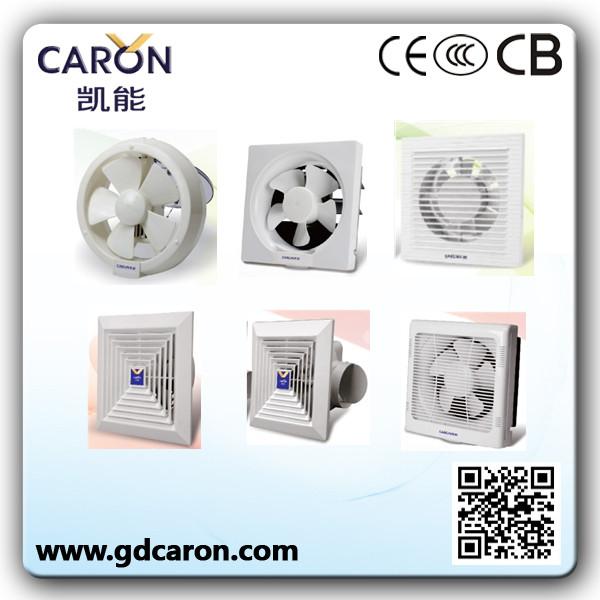 bathroom exhaust fan size kitchen