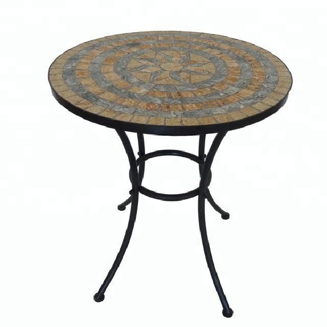 round folding bistro ceramic tile outdoor table tops buy folding bistro table ceramic tile outdoor table outdoor round table tops product on