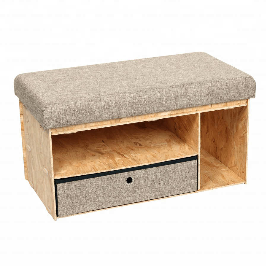indoor wooden storage ottoman bench seat with drawer buy bench seat storage bench seat wooden bench seat product on alibaba com