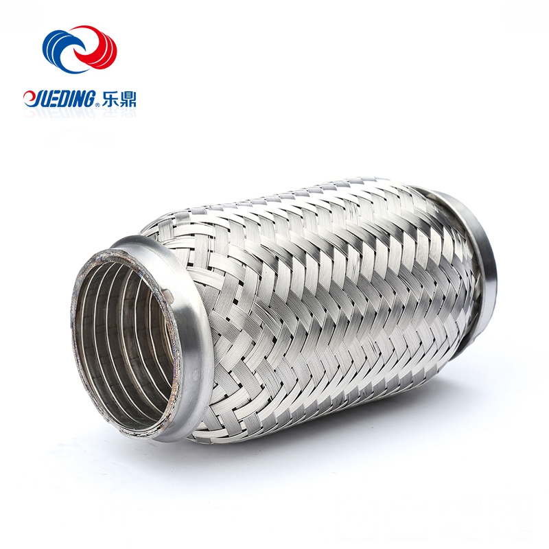 spare parts muffler 45 x 262mm auto exhaust flexible pipe buy flex exhaust pipe flex pipe connector auto exhaust silencer product on alibaba com