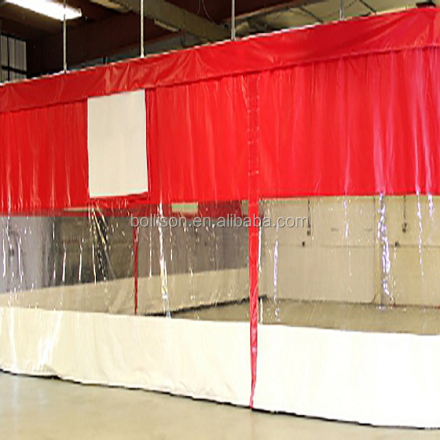 rideaux industriels personnalises en plastique transparent stores separateur pour plusieurs utilisations de garage buy rideau industriel en