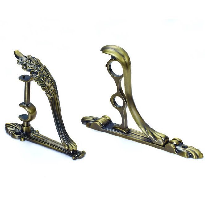 top design high quality curtain rod holder curtain rod accessories strong fixed double curtain rod bracket buy top design high quality curtain rod