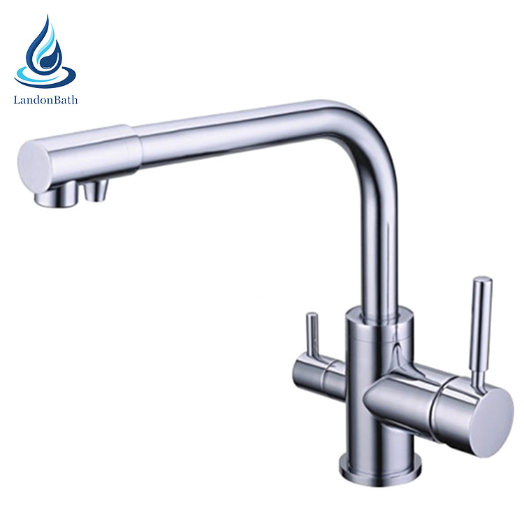 5 years quality guarantee low water pressure three way kitchen faucet buy 3 way kitchen faucet flexible kitchen faucet kitchen faucet mixer tap product on alibaba com
