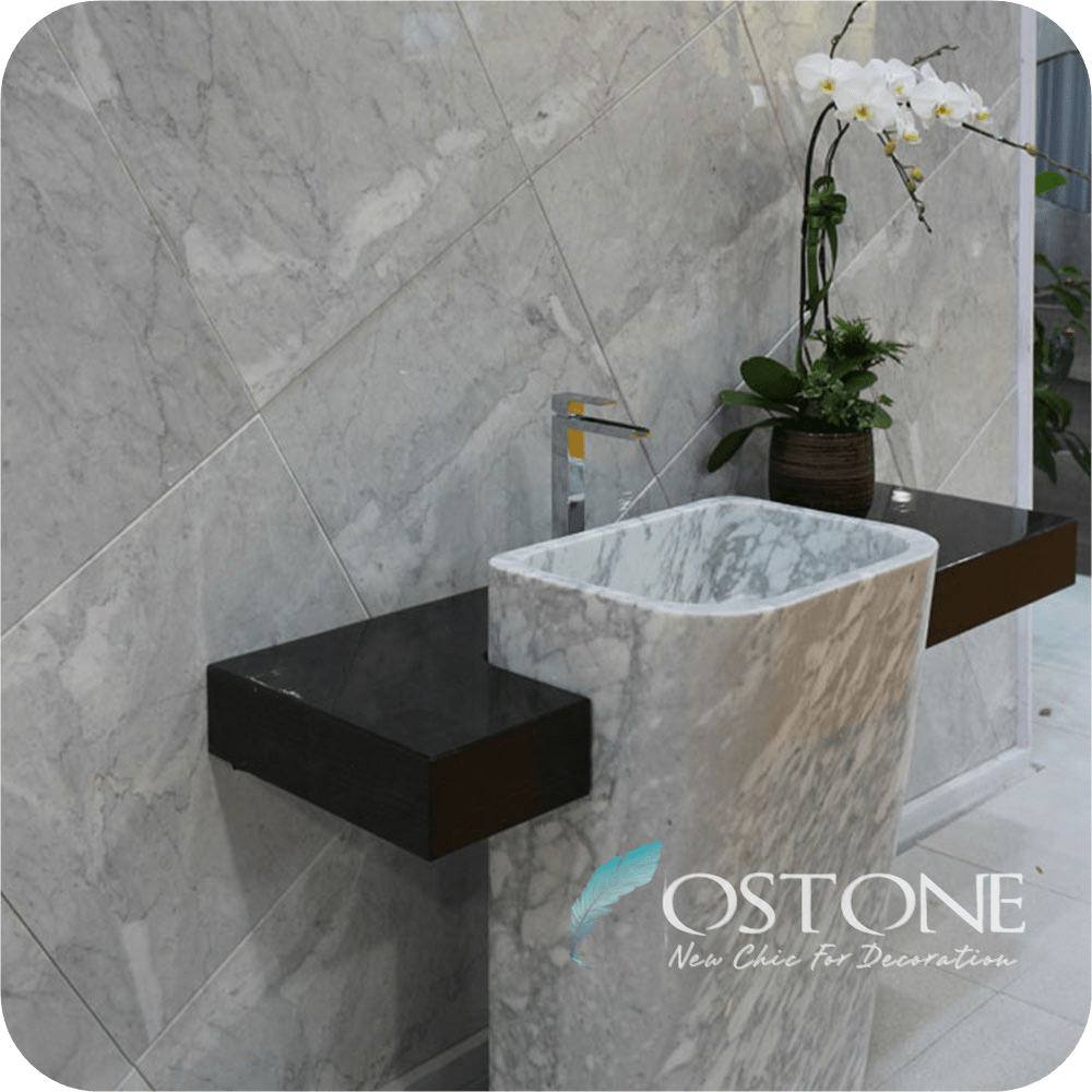 fancy good quality white stone sink marble wash basin for bathroom buy marble basin marble wash basin fancy wash basin product on alibaba com