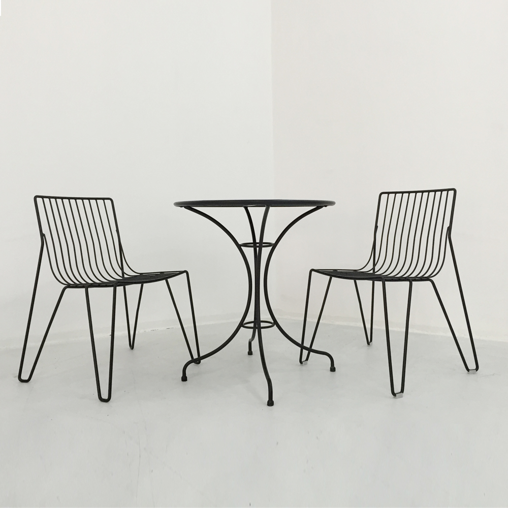 black outdoor patio furniture dining chair set buy wire chair manufacturers high quality dining chair wire chair manufacturer directory exporters