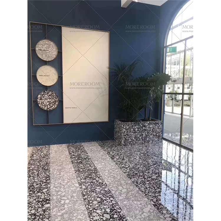 italy countertop cement flooring terrazzo tile price view terrazzo tile moreroomstone product details from foshan mono building material co ltd