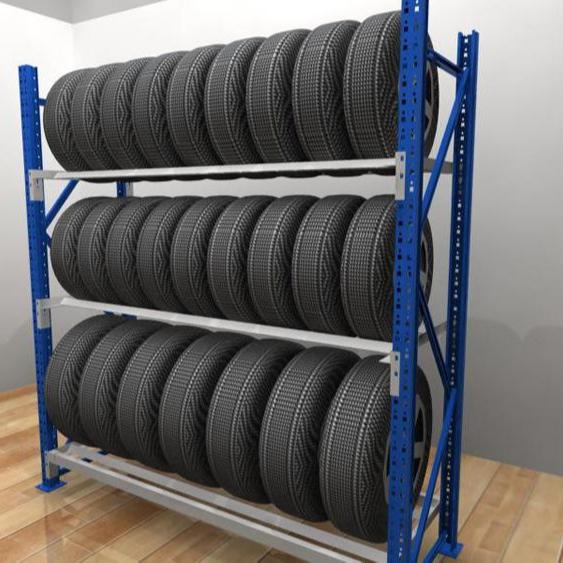 automotive regale tire rack einzel und doppelseitig lkw reifen stapler racks abnehmbare beitrage faltbare reifen racks und buy lkw reifen