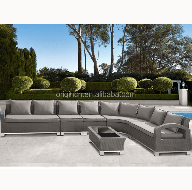 big lots beautiful sectional outdoor l shaped sofa set extra large modern patio furniture buy modern patio furniture l shaped sofa sofa sectional