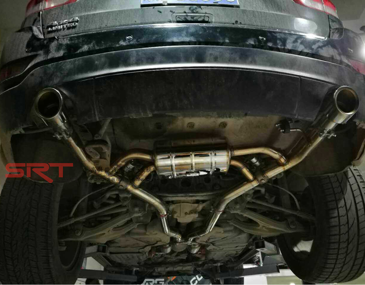 for jeep 2012 grand cherokee exhaust pipe 304 stainless steel exhaust system 3 6l buy grand cherokee exhaust pipe 2012 grand cherokee