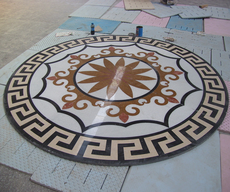 polished marble floor medallions tile lowes buy tile coating natural tile pavers inner or exterior marble product on alibaba com