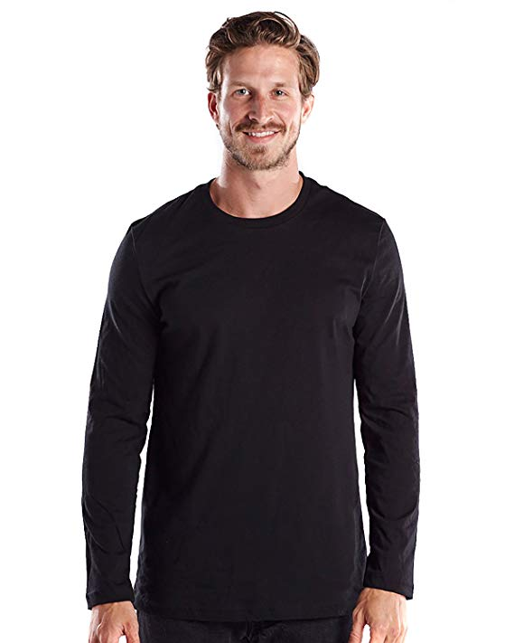 Template Kaos Lengan Panjang : template, lengan, panjang, White, Sleeved, T-shirt, Plain, Shirt, Mockup, Sleeve, Design, Template, Blank, Short, Men,Plain, Shirt,Template, Product