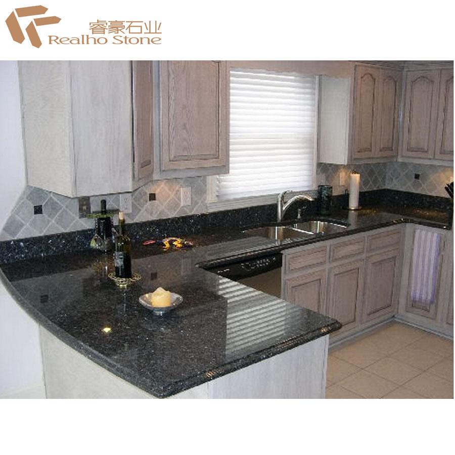 silver pearl pre fab granite kitchen stone countertop for sale buy granite countertop granite kitchen countertop kitchen countertop for sale product