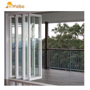 porte pliante d exterieur en pvc verre style europeen populaire a vendre livraison gratuite buy porte pliante en vinyle grandes portes pliantes