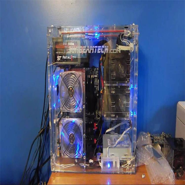perspex bricolage refroidi a l eau chassis plexiglas gaming pc boite acrylique transparente boitiers d ordinateur buy boitiers d ordinateur en