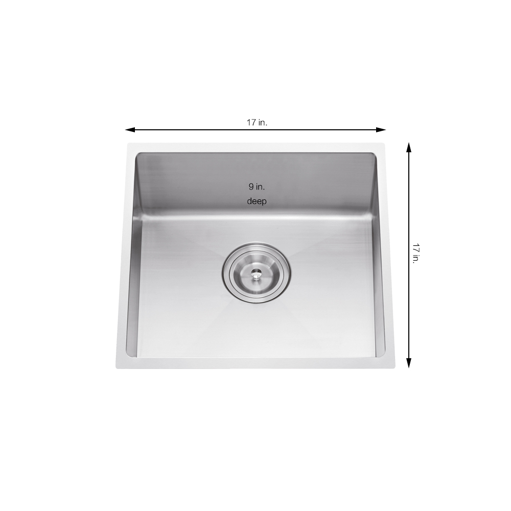 small square undermount single bowl 304 stainless steel bar sink with faucet buy bar sink square stainless steel bar sink with bar sink faucet