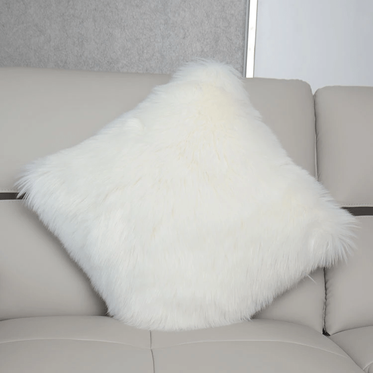 faux fur pillow cushion bolster long hair pillow covers sheepskin pillow cases buy faux fur pillow cushion faux fur pillow covers long hair pillow covers product on alibaba com