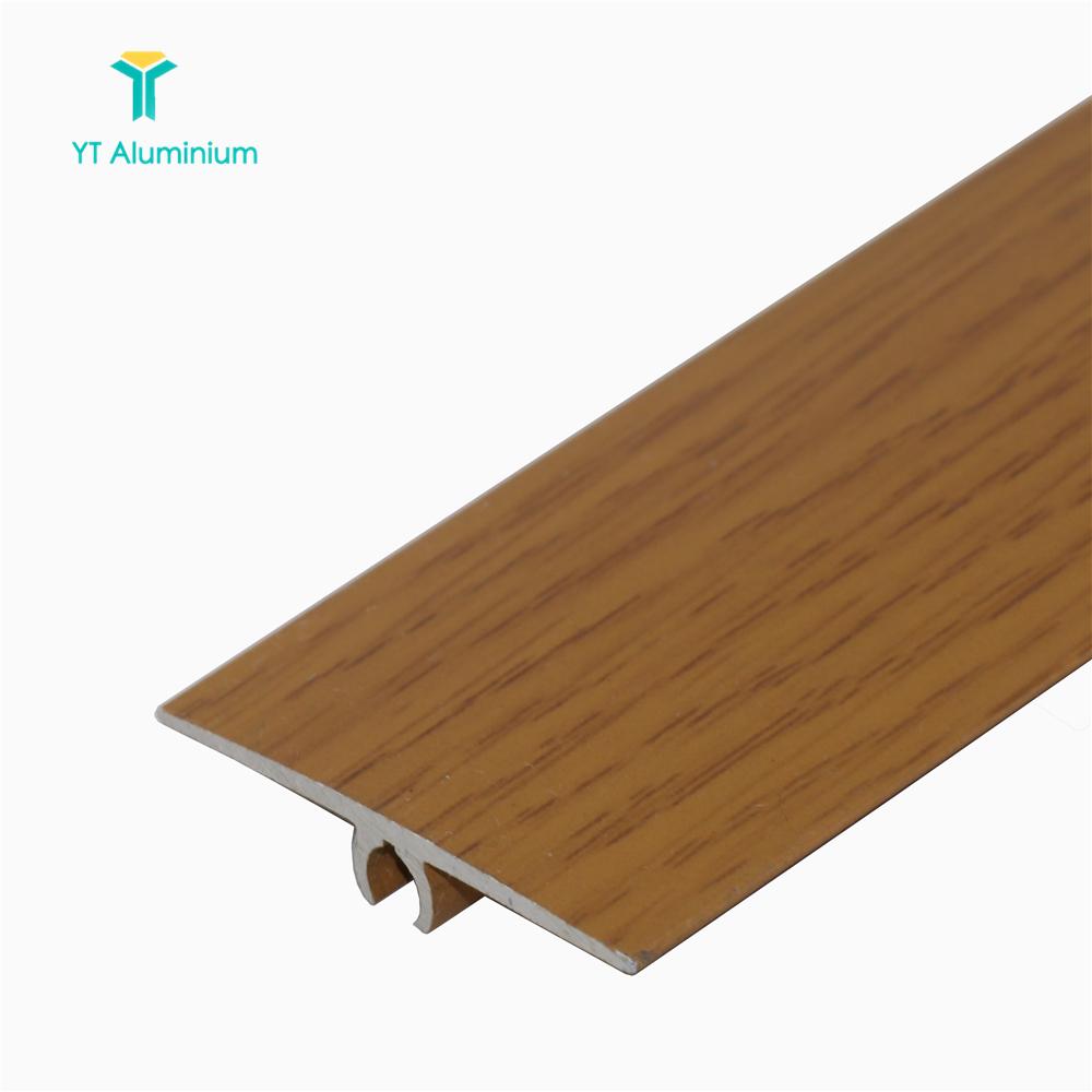 900mm x 30mm x 3mm aluminium floor divider strip door bars threshold strip transition trim view tile carpet transition trim yutian product details