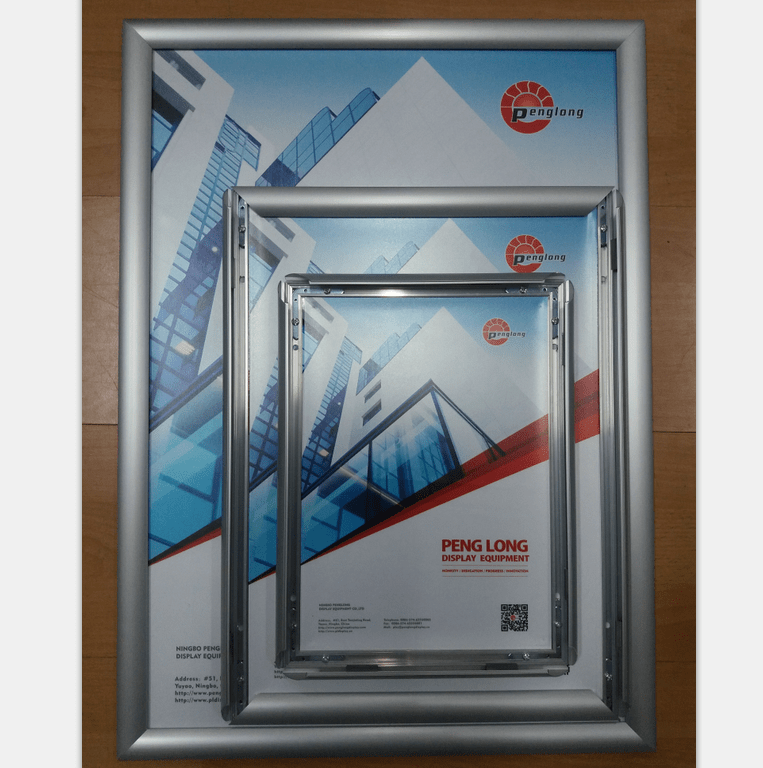 24x36 advertising poster board wall hanging snap poster frame aluminum frame a0 buy 24x36 advertising poster board wall hanging snap poster