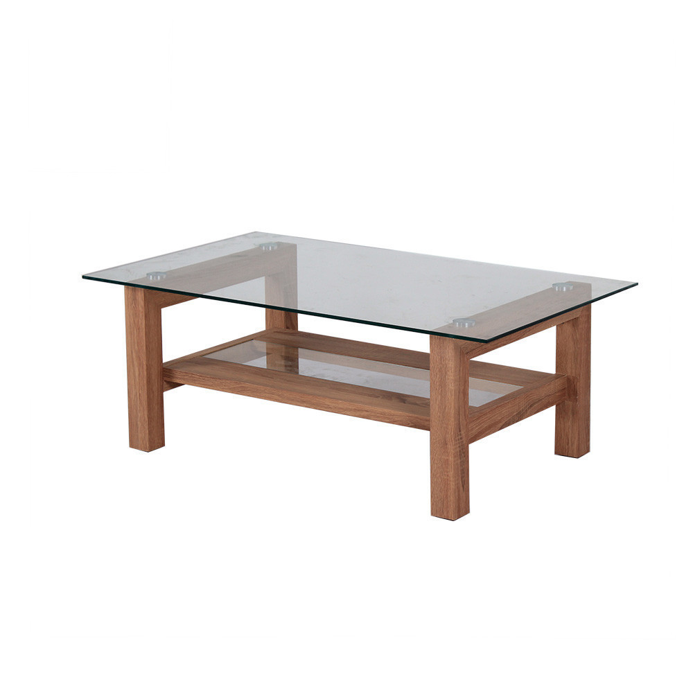 classic design top tempered glass wood bases coffee table buy coffee table set glass coffee table set wood coffee table set product on alibaba com