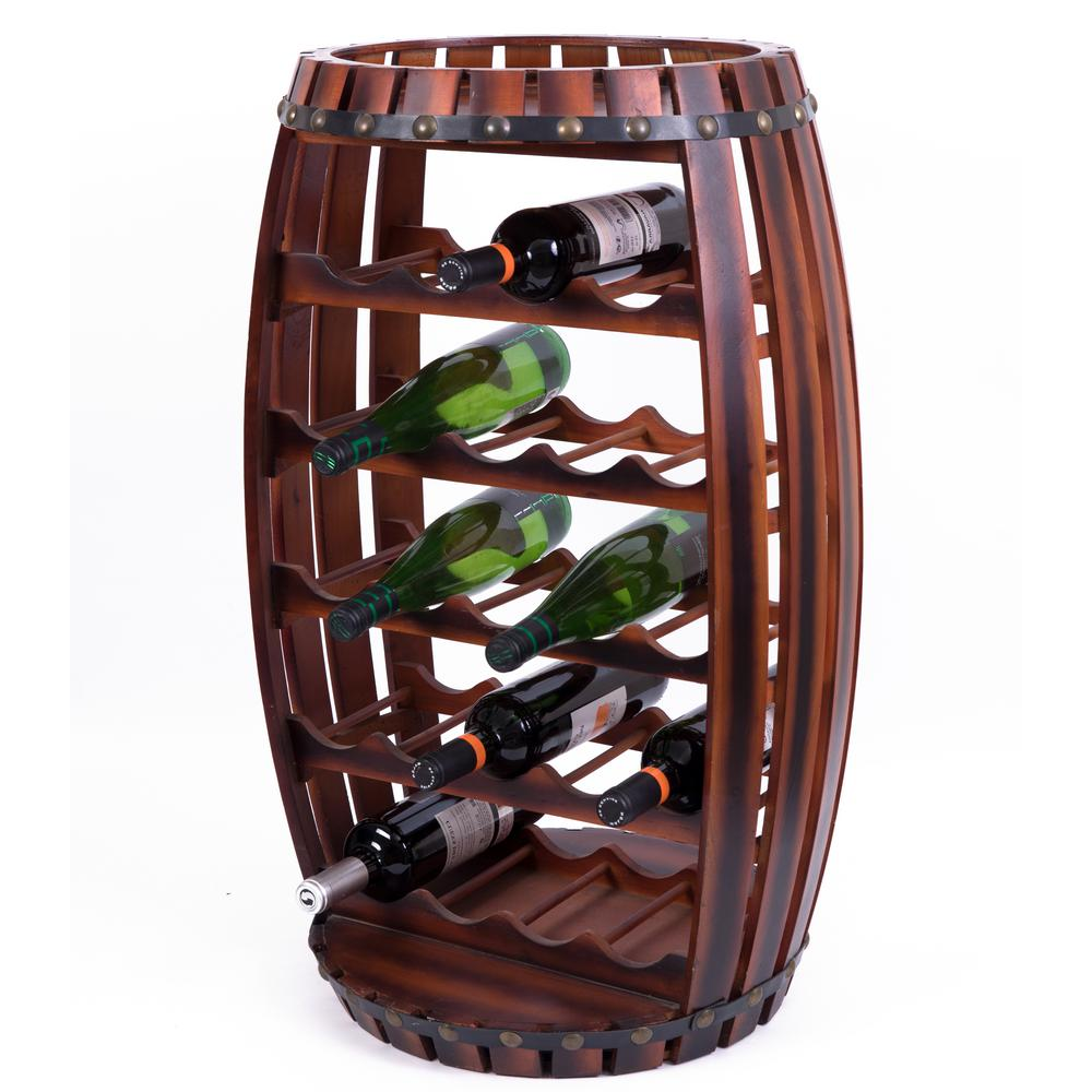 wood 20 bottle winsome bamboo red wine barrel rack buy wood barrel wine rack wood barrel winsome bamboo red wine rack for cabinet winsome wood wine