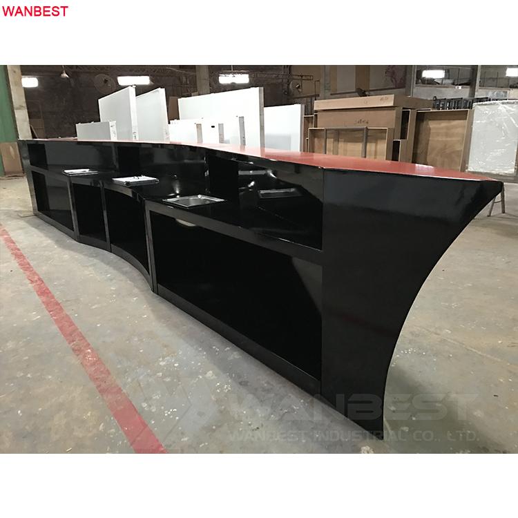 barre d ordinateur professionnelle noir meuble de table en plastique a vendre buy table de hauteur de barre noire meubles de barre a vendre prix