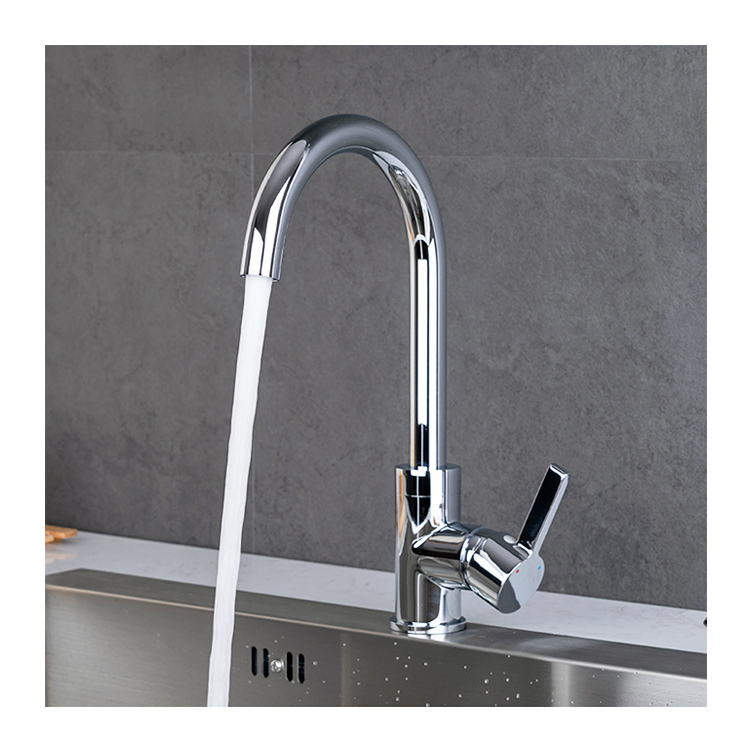 factory price kitchen sink faucet single hole brass kitchen tap buy kitchen sink faucets brass kitchen faucet single hole kitchen faucet kitchen faucets single lever product on alibaba com