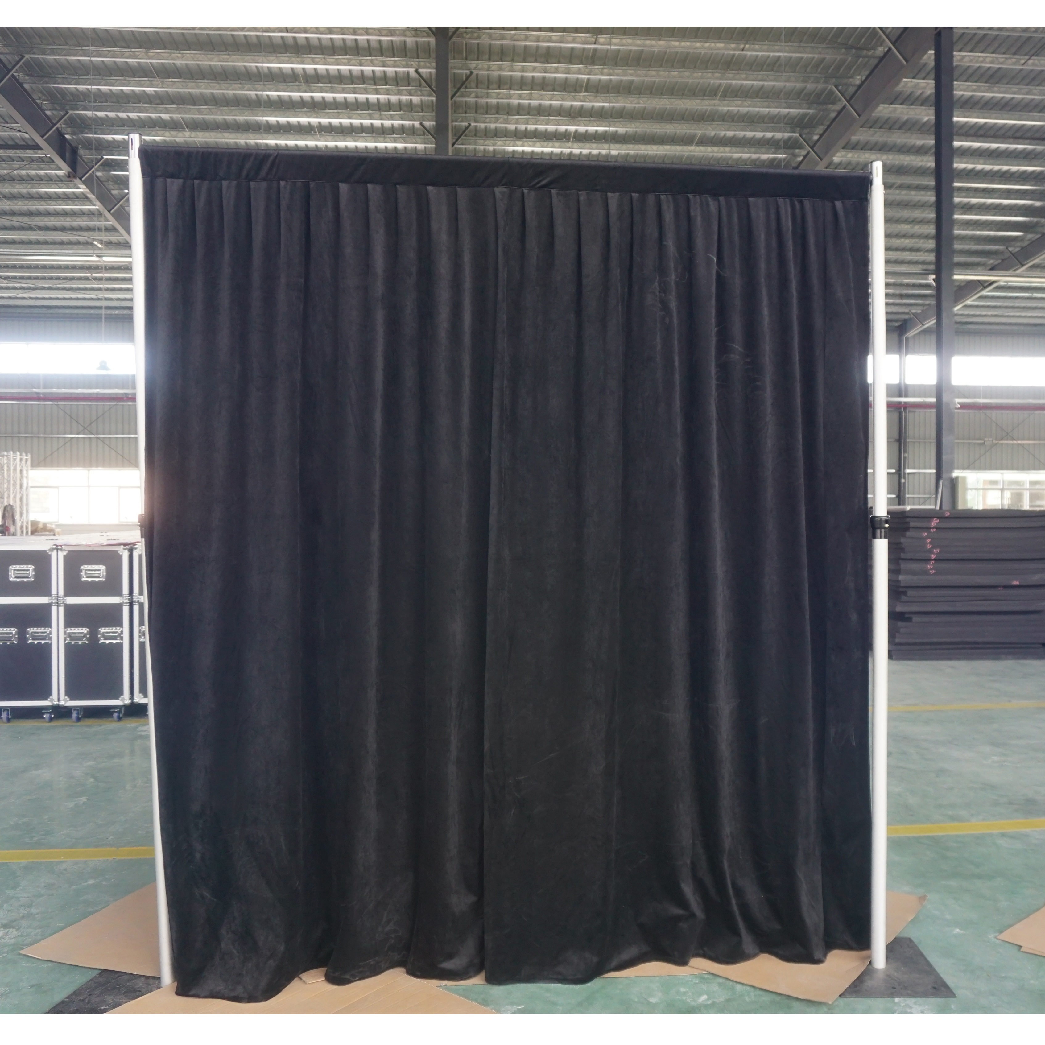 aluminum portable curtain stand black sequin pipe and drape buy black sequin pipe and drape aluminum pipe and drape portable curtain stand pipe and