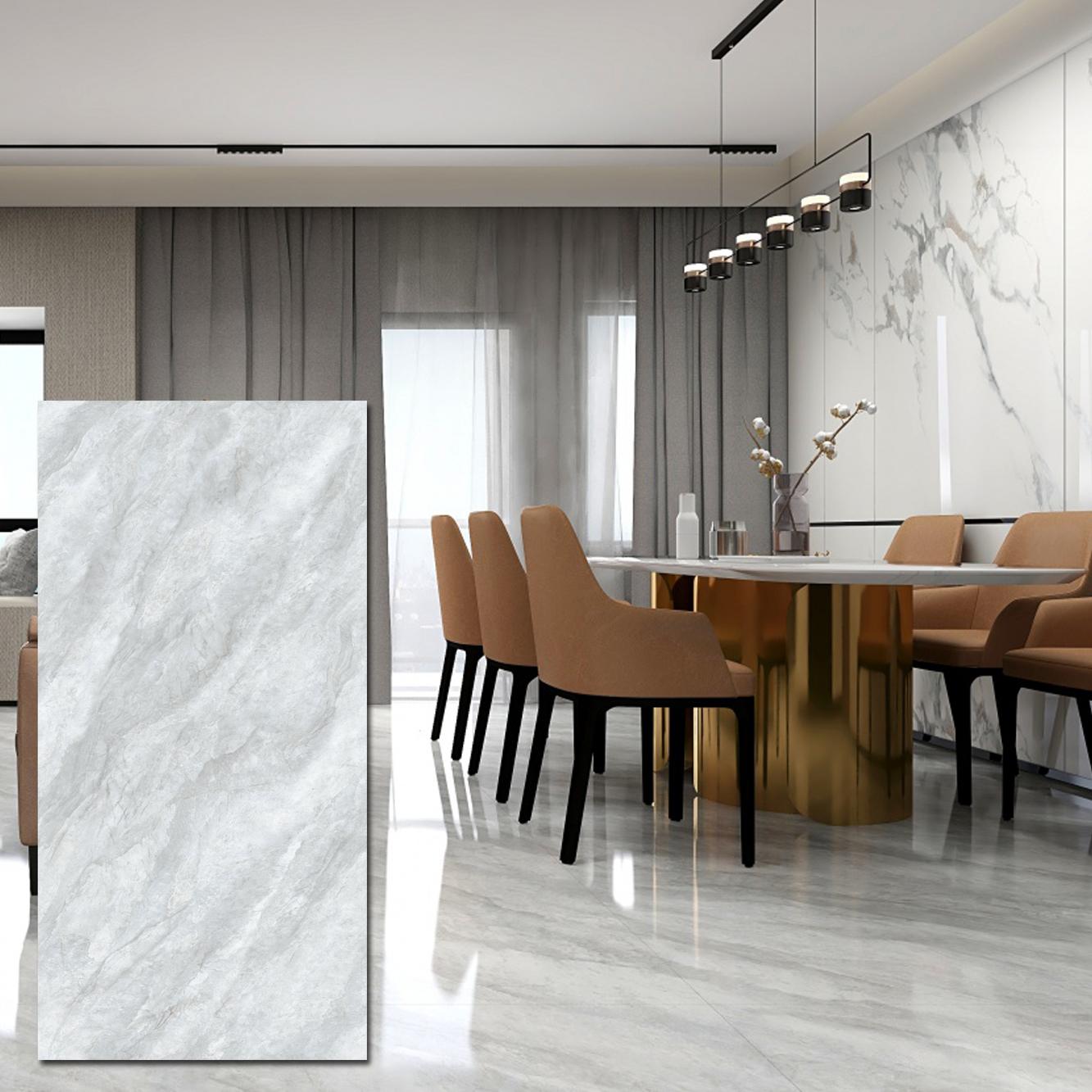 wholesale china personalized vitrified ceramic porcelain carrara grey marble and floor tile 900x1800 price dubai buy moroccan porcelain tile marble