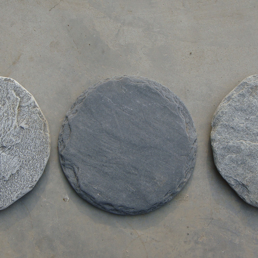 round pavers black slate garden stepping stones lowes with factory direct prices buy garden stepping stones lowes black slate garden stepping stones