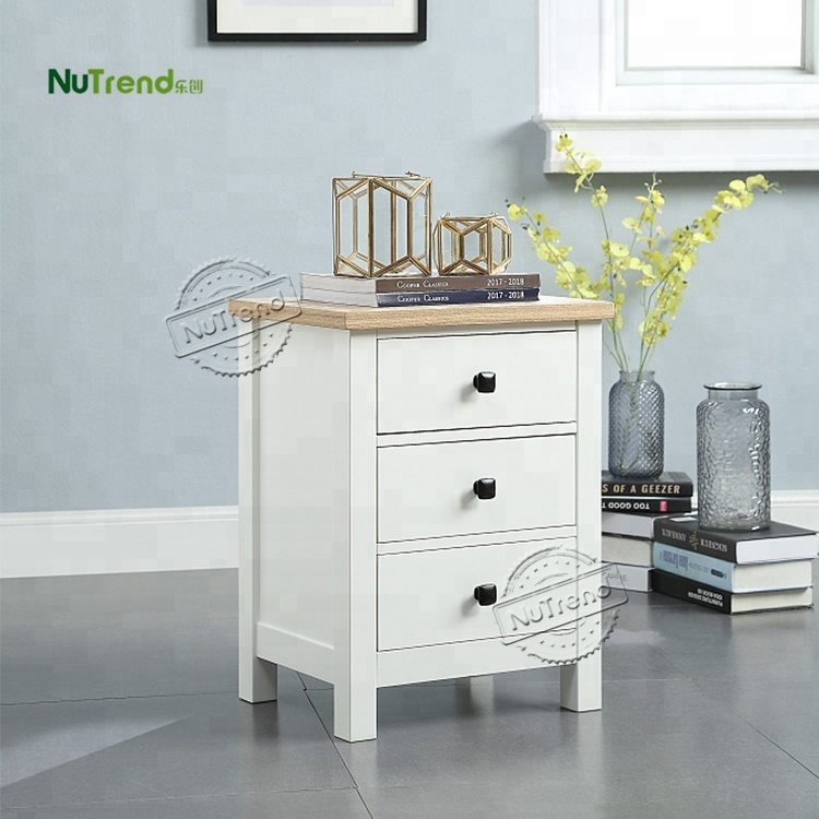 cheap white modern bedside table wood 3 drawer bedroom bed nightstand buy bed side tables wood white bed side table white end tables coffee table