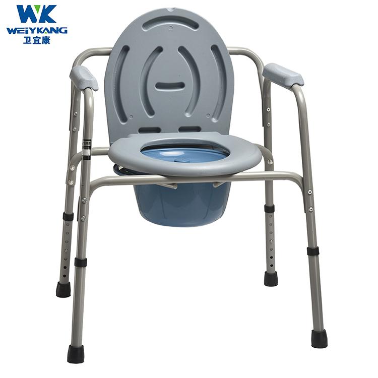 chaise pot pour personnes agees pliante confortable pour toilettes salle de bain femmes enceintes personnes agees avec capacite buy chaise de pot