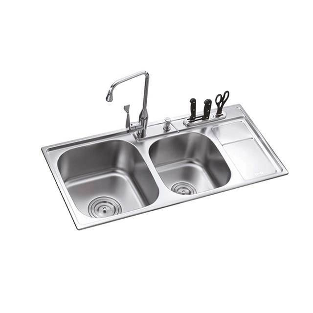 ds 9546 customized stainless silicone outdoor kitchen bbq garden outdoor kitchen sink grinder washing sink buy kitchen sink grinder good selling