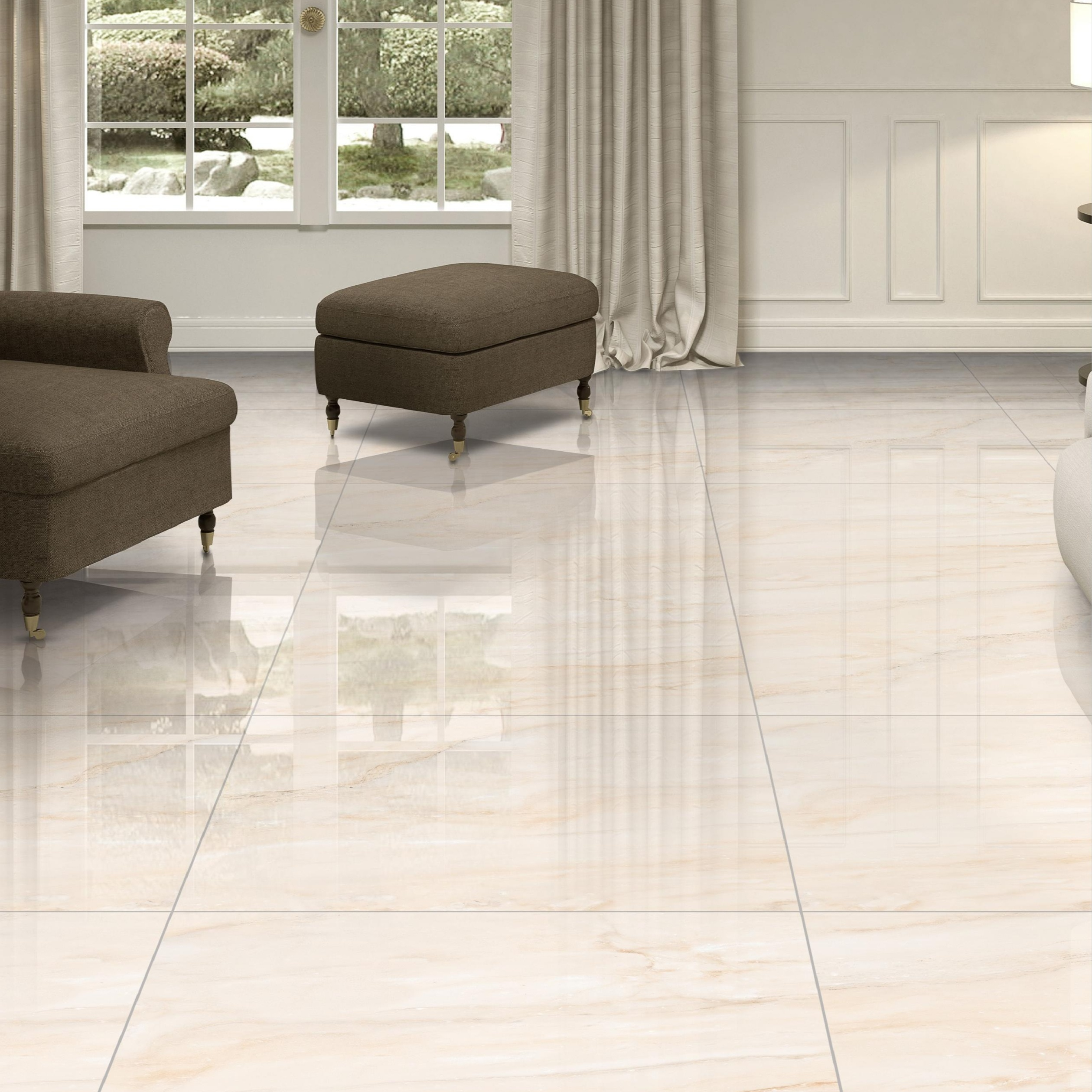 vistaar 60 x 60 corfu gris 24x24 glossy full polished glazed porcelain marble tile 2x2 floor 600x600mm for sale in best price buy pgvt tiles ceramic