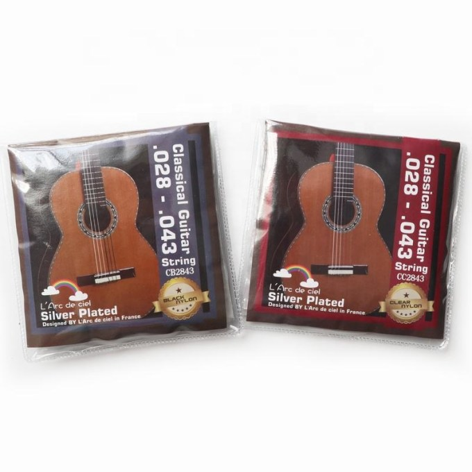 High Quality Clear Classical String Guitar Strings Of Larc De Ciel Packaged Guitar Strings Made Of Nylon Buy Guitar Strings Classic Guitar Strings Packaged Guitar String Product On Alibaba Com