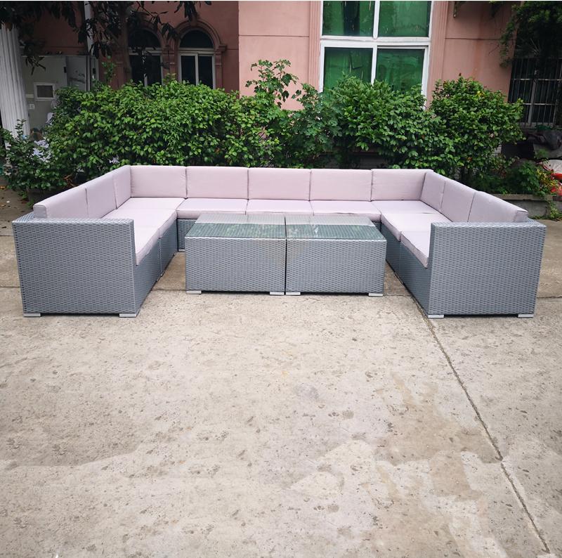 abccanopy kd 4 pieces rattan wicker outdoor furniture set garden sofa garden rattan sofa patio outdoor rattan furniture buy wicker outdoor