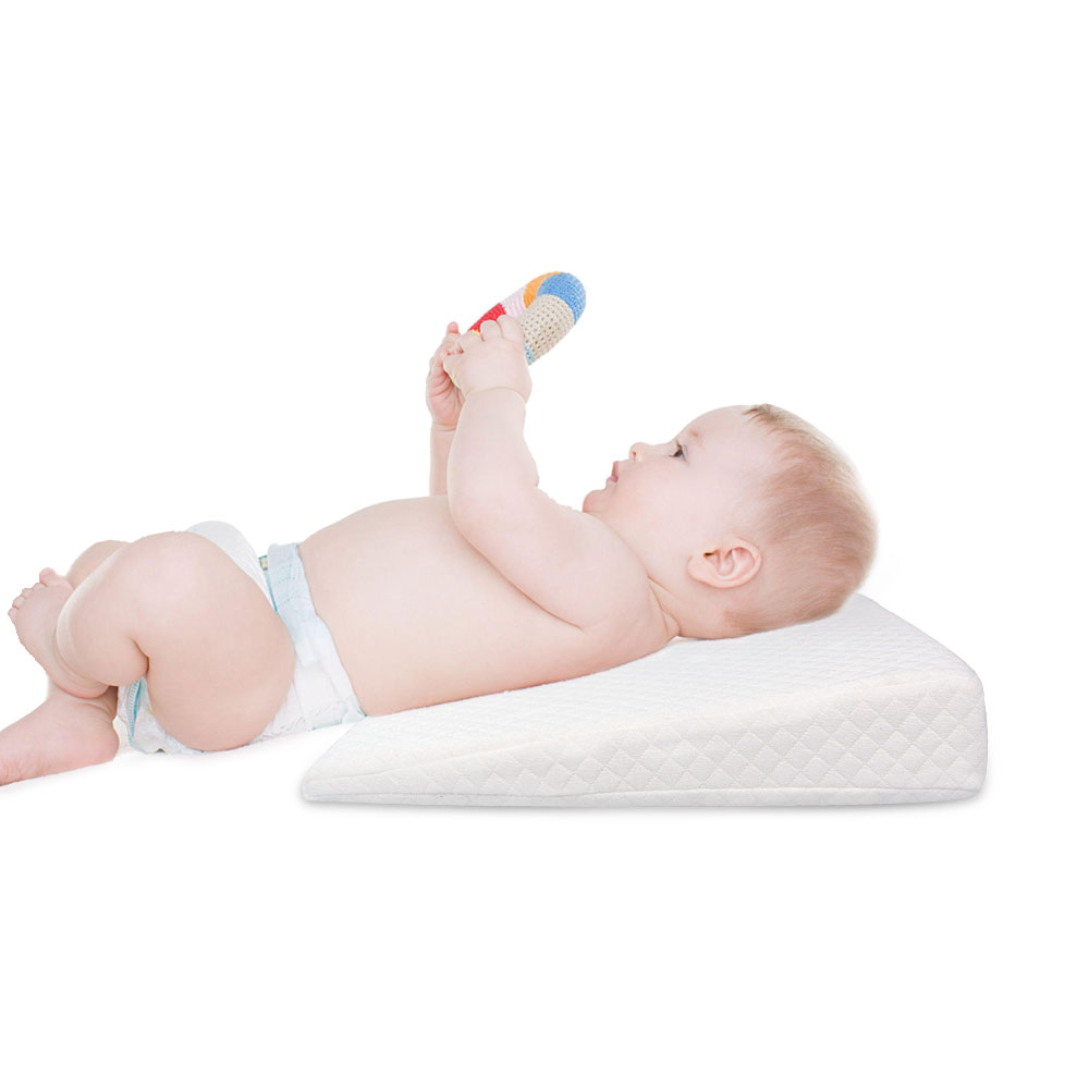 for baby sleep positioner mattress helpful for acid reflux congestion baby crib wedge pillow buy baby crib wedge acid reflux wedge baby sleep
