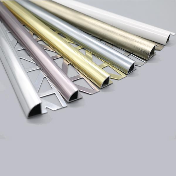 misumi corner edg silver round metal strip king aluminum tile edge trims profile for led strip or ceramic buy tile outside corner trim aluminum tile