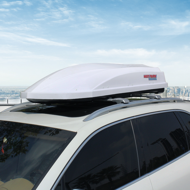 material 550l roof cargo box universal roof luggage rack box wholesale high quality not easy to damage abs white 1 set 3016 t t buy universal roof