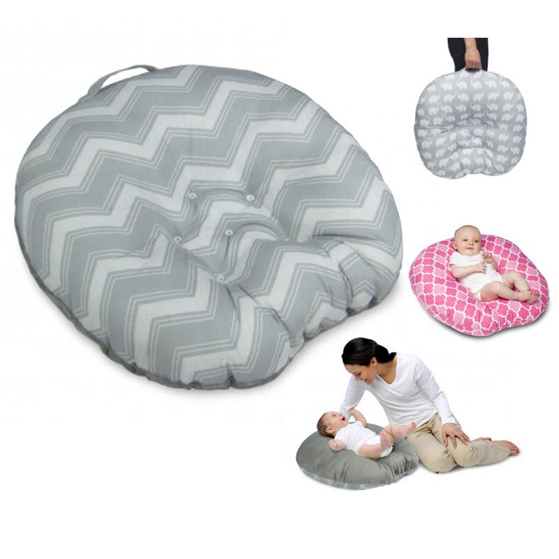 new products 100 cotton baby pillow baby sofa baby support newborn lounger buy baby pillow baby nest baby nest product on alibaba com