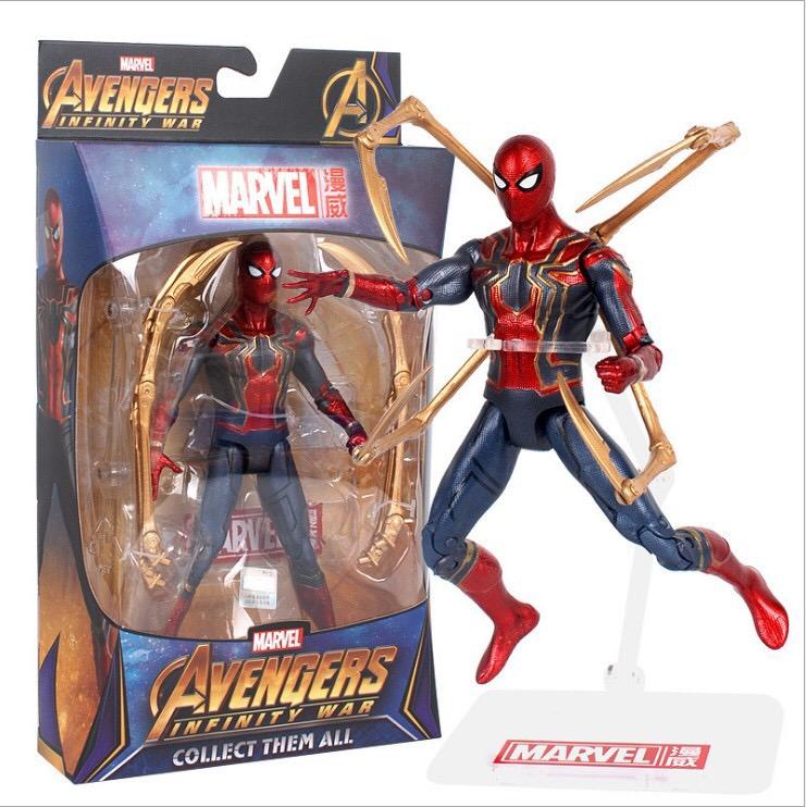 Figur Aksi Mainan Spiderman Abs 17 5cm Amazon Dropshipping Buy Spiderman Action Figure Mainan Spiderman Spiderman Gambar Product On Alibaba Com